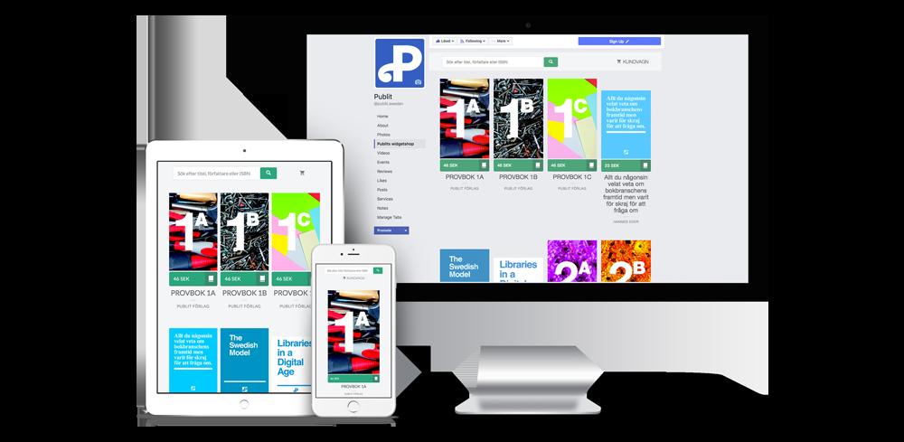 Publit widgetshop